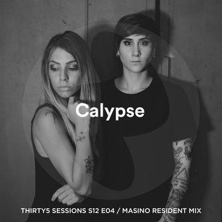 MASINO Resident Mix + CALYPSE Guest Mix - S12E04