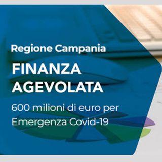 Le Misure della Regione Campania per l'Emergenza Covid-19: stanziati 600 milioni di euro