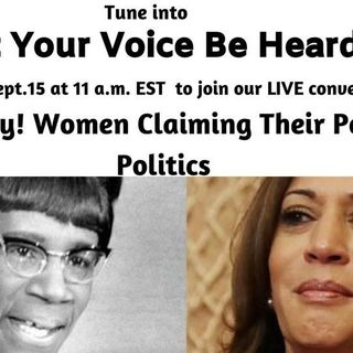 She Ready! Women Claiming Their Power in Politics
