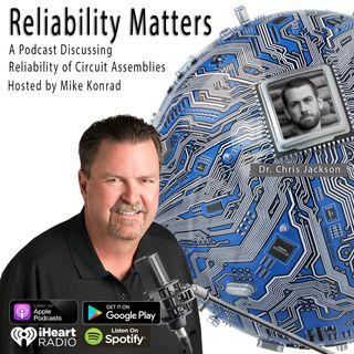 Episode 45: A Conversation with Dr. Chris Jackson About Reliability