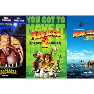 Long Road to Ruin: Madagascar Trilogy
