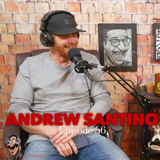 Red Rocket Riffin w/ Andrew Santino