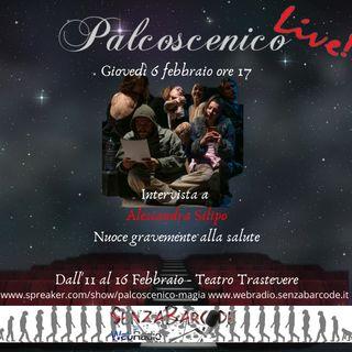 Conversazione con Alessandra Silipo in scena al Teatro Trastevere dal 11 al 16 febbraio