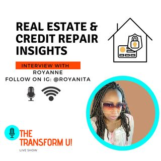How to Transform Your Credit and Reach Your Goals with Royanne