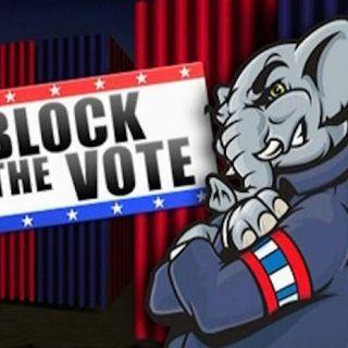 GOP Pushing Voter Suppression Tactics