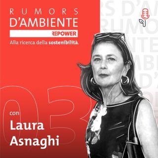 Laura Asnaghi - La sostenibilità nella moda