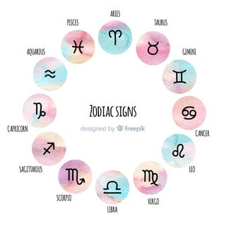 Astrology/Zodiac symbol
