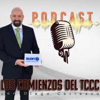 Los comienzos del TCCC con Diego Carrasco