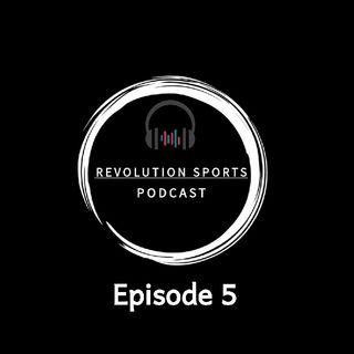 Revolution Sports Episode 5- California Recall and USC Coaching Job