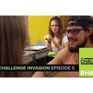 MTV Reality RHAPup | The Challenge Invasion Episode 5 RHAPup