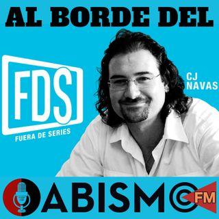 CJ NAVAS de Fuera de Series. Pionero del podcasting de series