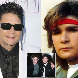 Corey Feldman/ The Domenick Nati Radio Show