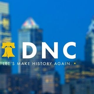 Kicking Off The DNC In Philly
