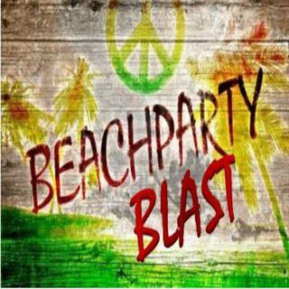Beach Party Blast: 2.08.14