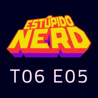 T6E5- The Mandalorian: El Imperio es marca ACME