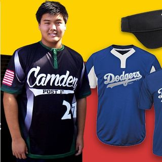 Customize Baseball Uniforms