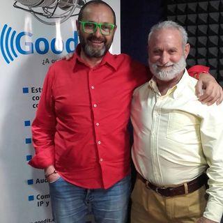 """Mágica Vida 184. Psicoterapia Respiratoria y bienestar emocional. Carlos Velasco./ Ramiro Calle, """"Hallar refugio en el corazón"""""""