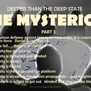 DEEPER THAN THE DEEP STATE PART 3 NO HUMAN DEFENSE