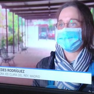Presentación Mercedes Rodríguez