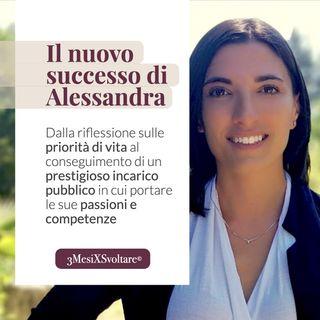 Sostenere le proprie AMBIZIONI OLTRE I SENSI DI COLPA: il 2° livello di realizzazione di Alessandra
