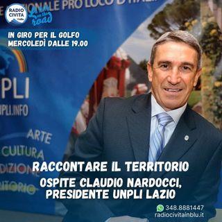 Pro Loco Lazio, Intervista a Claudio Nardocci