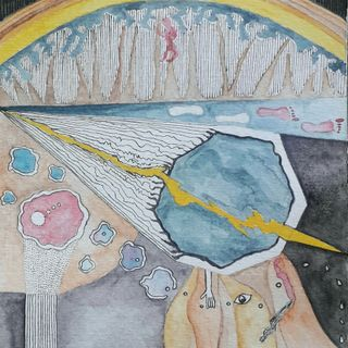 #209. Octagonal Howl Poem | Rita Valdivia