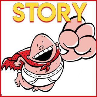 Captain Underpants Story