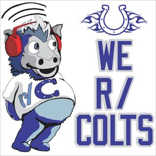 We r Colts Official Podcast Post Draft Review