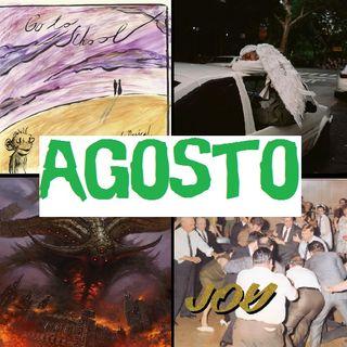 Agosto - Um teste informativo ao som de Cleo Pires