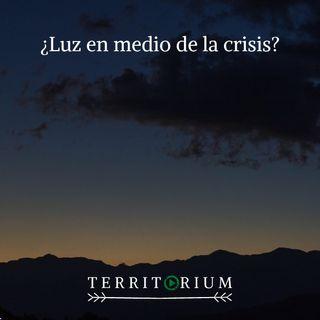 ¿Luz en medio de la crisis?