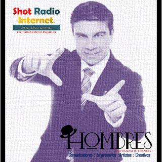 Mariano Riva Palacio, el Periodista que celebra el Éxito en Hombres Shotradio
