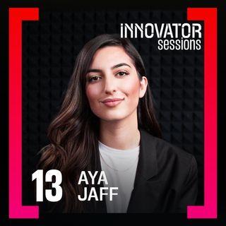Finanz-Pionierin Aya Jaff erklärt, wie jeder mit seinem Geld die Welt verbessern kann