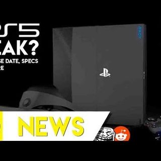 PS5 Release date revealed? Playstation 5 specs leak? PS5 price???
