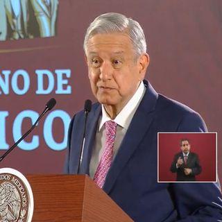 No soy Poncio Pilato, dice AMLO sobre caso Robles