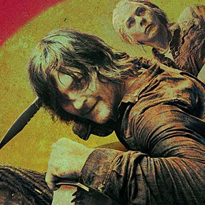 Byte Morgan, Fleming and Reedus 1