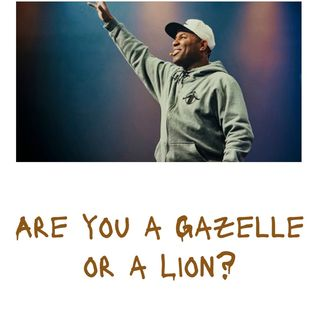 Topic: Intrinsic vs. Extrinsic Motivation - Lion vs. Gazelle
