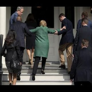 Mike Purdy, Historian at PresidentialHistory.com, Discusses the Classical Context of Hillary's Health
