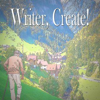 Writer, Create!