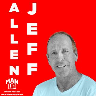 Jeff Allen tells how he went from atheist drug addict to Christian comedy superstar