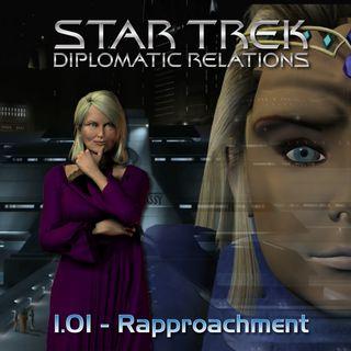 """DR 1.01 - """"Rapproachment"""" (Part 2)"""