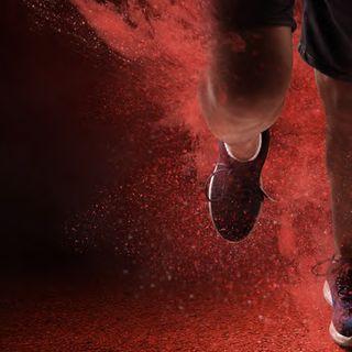 Arodi Vega - Atletismo