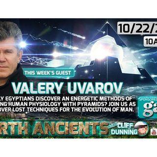 Valery Uvarov: Lost Secrets of the Pyramids