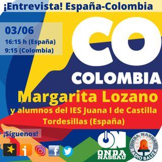 02RB- Margarita Lozano desde Colombia
