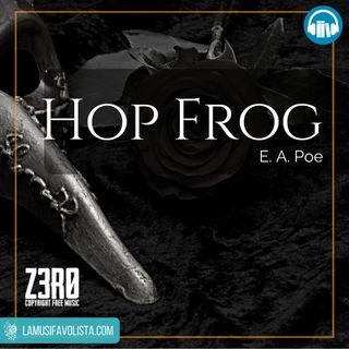 HOP FROG • E A Poe ☎ Audioracconto ☎ Storie per Notti Insonni ☎