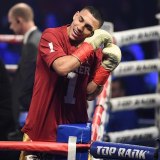 Zutes Boxing Talk: W/ Guests Randy Gordon, Teofimo Lopez and DJ Whitley II