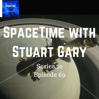 Cassini Mission End Countdown - SpaceTime with Stuart Gary Series 20 Episode 69