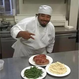 Chef James Bradley of Louisville Kentucky