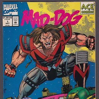 """Unspoken Issues #18 - SBTU - """"Mad-Dog"""" #1"""