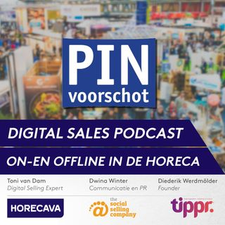 #13 Pin Voorschot - On- en Offline Sales en Marketing in de Horeca