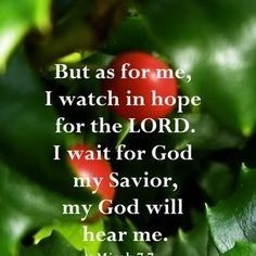AUDIO PRAYER-Wait in Hope